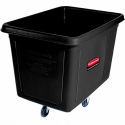Abfallcontainer -Cube Truck- Rubbermaid 200 bis 600 Liter aus PE