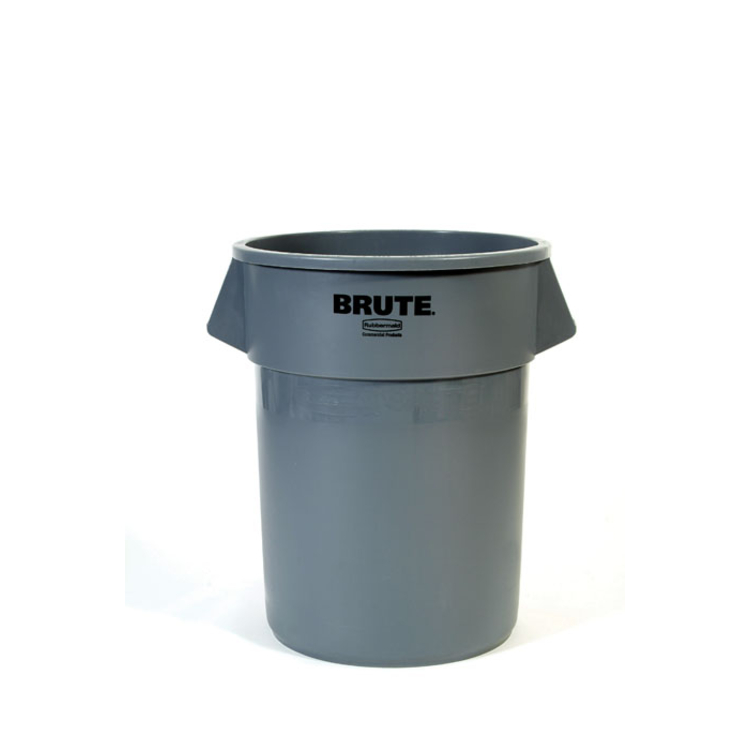 Abfallcontainer -BRUTE- Rubbermaid 208,2 Liter aus PE