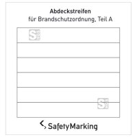 Brandschutzkennzeichnung