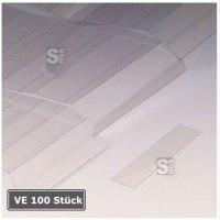 Abdeckungen für Permaflex C-Profile, VE 100 Stück