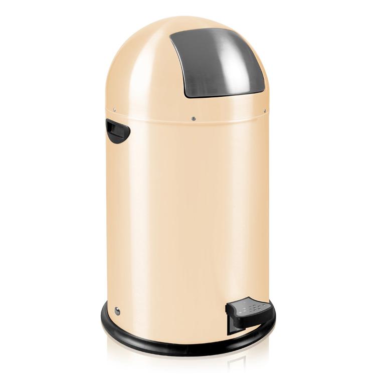 Abfallbehälter -Kickcan- EKO, 33 Liter aus Stahl, feuerfest