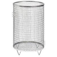 Abfallbehälter -Nr. 2- 75 Liter aus Drahtgitter
