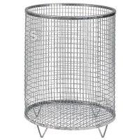Abfallbehälter -Nr. 3- 118 Liter aus Drahtgitter