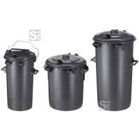 Abfallbehälter -P-Bins 96- 50, 70 oder 110 Liter aus Kunststoff