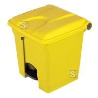 Abfallbehälter -Pro 9- 30-100 Liter aus Polypropylen, mit Pedal