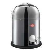 Abfallbehälter -Single Master- Wesco, 9 Liter aus Edelstahl
