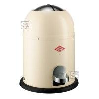 Abfallbehälter -Single Master- Wesco, 9 Liter aus Stahl