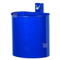 Abfallbehälter -State Florida- halbrund, 20 Liter