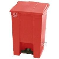 Abfallbehälter -Step On- Rubbermaid, 30,3 - 87 Liter, aus PE, mit Pedal