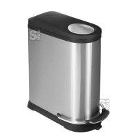 Abfallbehälter -Viva Step Bin- EKO, 40 Liter aus Edelstahl