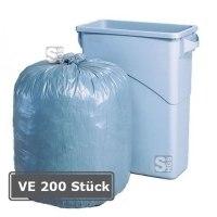 Abfallsäcke 170 Liter aus Kunststoff, VE 200 Stück