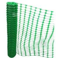 Absperrnetz -Ordito G- 50 m, Höhe 1 m, grün, 7 kg