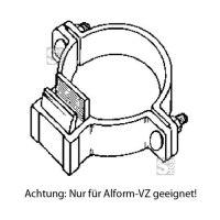 Alform-Klemmschellen ausschließlich für Alform-VZ