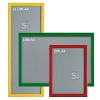 Alu-Klapprahmen -Safetyline-, Rahmenbreite 20 mm