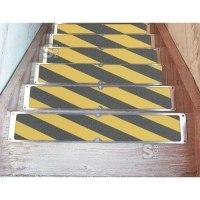 Aluminium-Platten für Treppen und Böden zur Schraubmontage