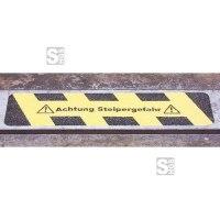 Anti-Rutsch Warnmarkierung Einzelstreifen m2 für Treppen und Böden
