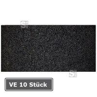 Anti-Rutschmatte aus Recyclingmaterial, VE 10 Stk.,200 x 100 mm, Stärke 8 mm, VE 10 Stück