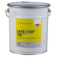 Antirutsch-Bodenbeschichtung -SAFE STEP 100-, 5 Liter, für den Einsatz im Fußgängerbereich, versch. Farben