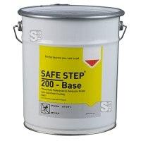 Antirutsch-Bodenbeschichtung -SAFE STEP 200-, 5 Liter, für den Einsatz mit Gabelstaplerverkehr, versch. Farben