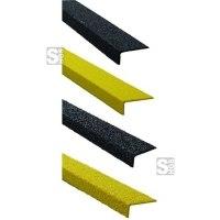 Antirutsch-Treppenkantenprofil aus GFK, schraubbar
