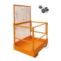 Arbeitsbühne -A1073- klappbar, mit verstärktem Boden, Nutzlast 250 kg
