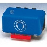Aufbewahrungsbox für persönliche Schutzausrüstung -SecuBox-, versch. Größen, wahlweise befüllt