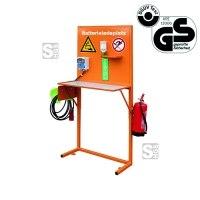 Batterie-Ladeplatz -B2116- gem. GroLa BG und VdS-Infoblatt 2259