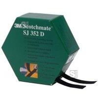 Befestigungssystem -3M Scotchmate-, Haken- und Schlaufenband, wiederablösbar, in Spenderbox
