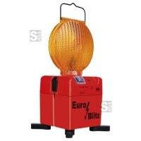 Blitzleuchte -Euro-Blitz LED-, ein- oder zweiseitig, Batterie- oder Akkubetrieb