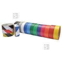 Bodenmarkierungsband -WT-5125-, Breite 50 mm, Länge 10 oder 25 m, staplerüberfahrbar