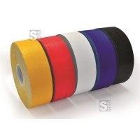 Bodenmarkierungsband -WT-5845-, Breite 75 mm, Länge 12,5 oder 25 m, retroreflektierend