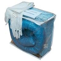 Cemsorb Bindemittel Notfallset, Öl oder Universal, Aufnahme 20 Liter, inkl. Schlängel, Tücher und Zubehör