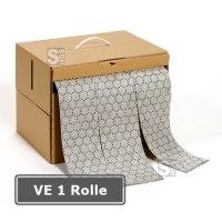 Cemsorb Bindemittel Tuchrolle -Heavy weight Universal-, VE 1 Rolle / Spenderkarton, Aufnahme 48 Liter / VE