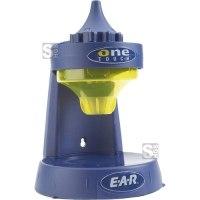 Dispenser -3M One-Touch- für Gehörschutzstöpsel -3M E-A-R CLASSIC Soft- und -3M E-A-RSOFT Yellow Neons-
