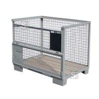 EUR-Gitterboxpalette, Maschenweite 50 x 50 mm