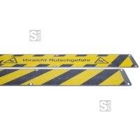 Edelstahl-Platten für Treppen und Böden zur Schraubmontage