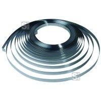 Edelstahl-Stahlbänder A2