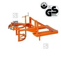 Fasskipper -F2235- aus Stahl, Tragkraft 360 kg, 1010 x 725 x 1670 mm, GS-geprüft