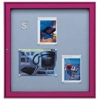 Flachschaukasten -Infomedia FM- 560 x 760 mm, Hochformat