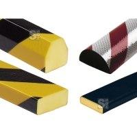 Flächenschutz -Protect- Knuffi® aus PU, Länge 1000 mm, verschiedene Profile, selbstklebend, extrem abriebfest
