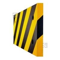 Flächenschutz aus PU- Länge 500 mm, Höhe 200 mm, hochwertig, flexibel