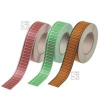Fließrichtungspfeilbänder für Rohrleitungen