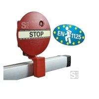 Fluchttürsicherung -DEXCON-, Elektrischer Alarm für Druckstangen, nach DIN EN 1125