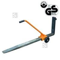 Gabelzinken-Heber -G2113- für Gabelzinken 125x65 oder 150x65 mm, lackiert oder verzinkt