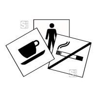 Grafik Schilder -Graphic Line Classic-, aus Kunststoff oder Folie
