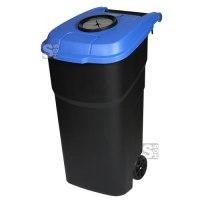 Großmülltonne -Pro 13- 100 Liter aus Kunststoff, für Glas