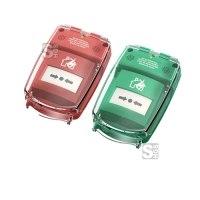 Handmelder-Abdeckung -e-Cover® klein-, batteriebetrieben, für Handmelder bis 90 x 90 mm