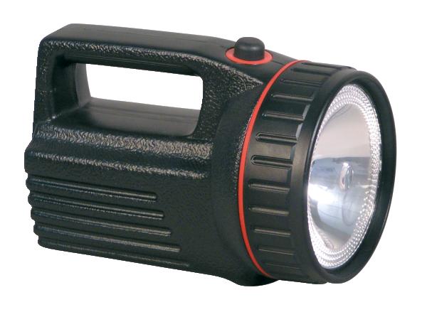 Handscheinwerfer Mini mit Krypton-Glühlampe, extrem hell, spritzwassergeschützt