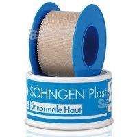 Heftpflaster -SÖHNGEN®-Plast-, Länge 5 m, für normale Haut