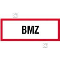 Hinweisschild, BMZ